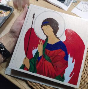 Ikona Świętego Archanioła Gabriela